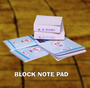 block-note-pad